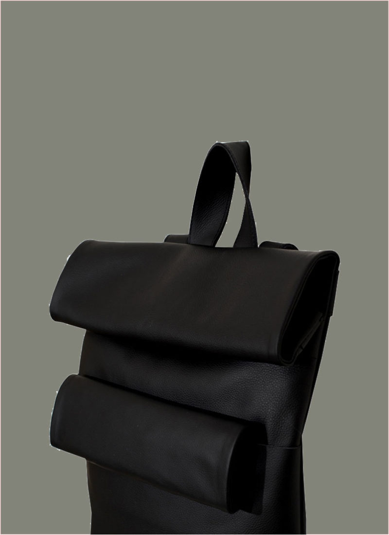 Rollitbag Double Magnet Black Side