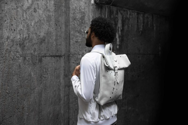 Rollitbag White Spat Mees