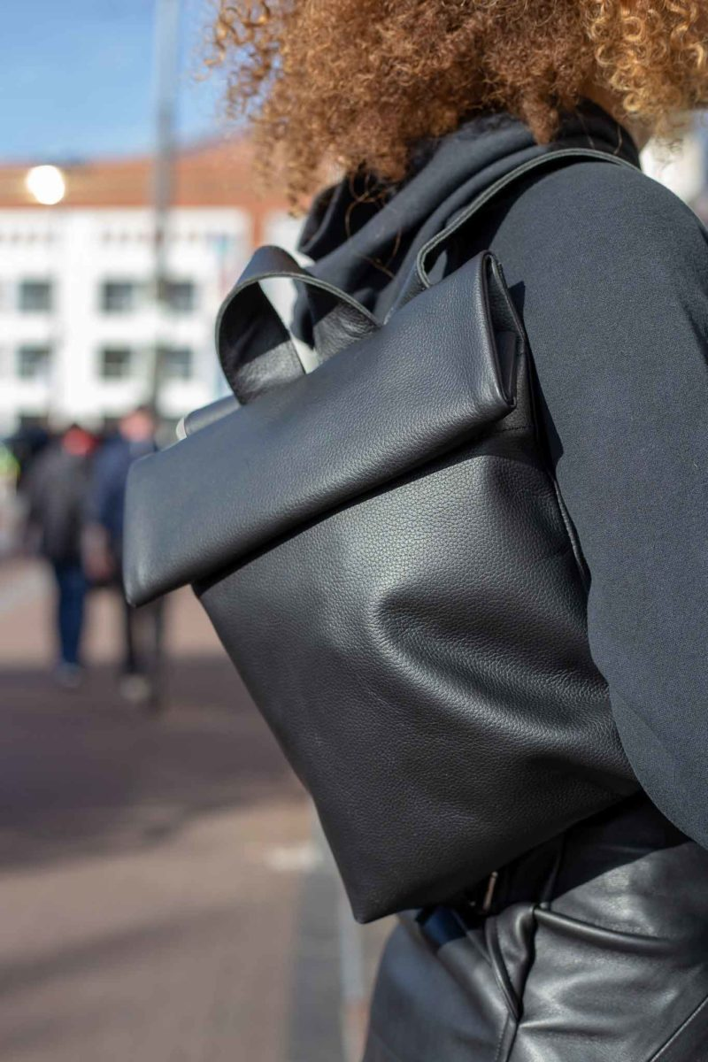 Rollitbag Black Mini Mees
