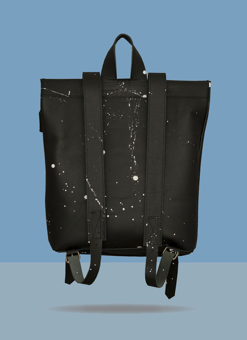 Rollitbag Black Spat Back