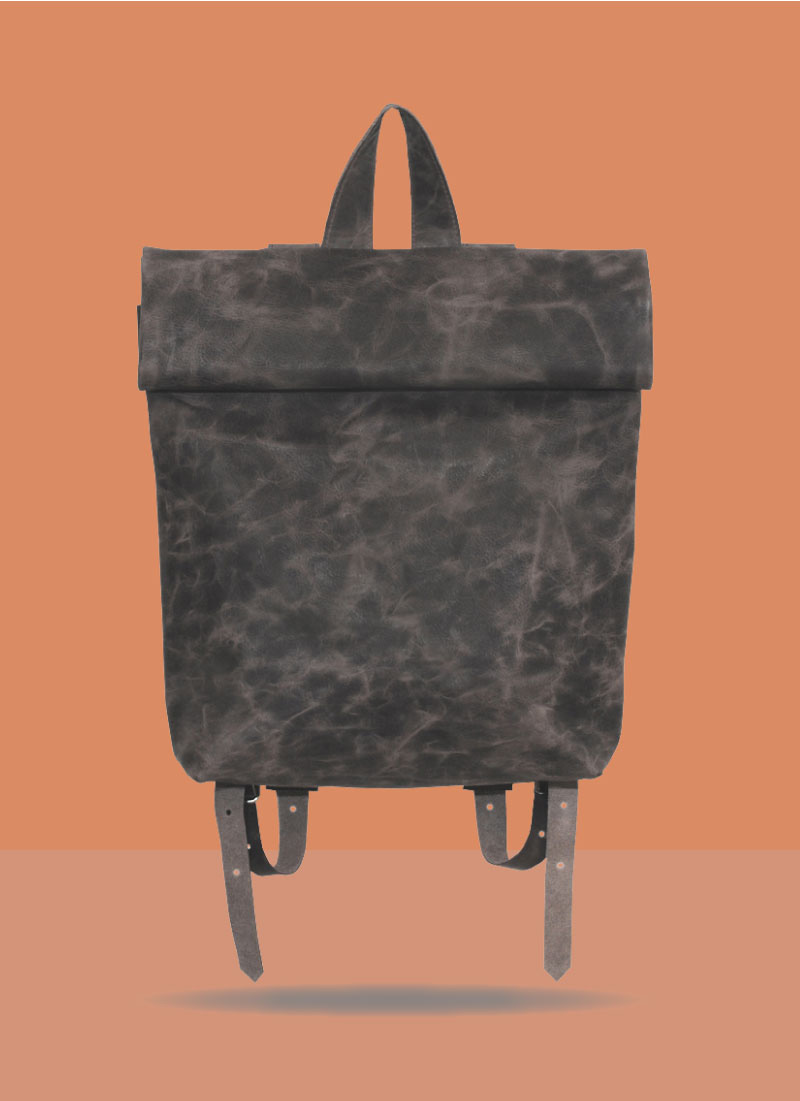 Rollitbag Magnet Grey Small