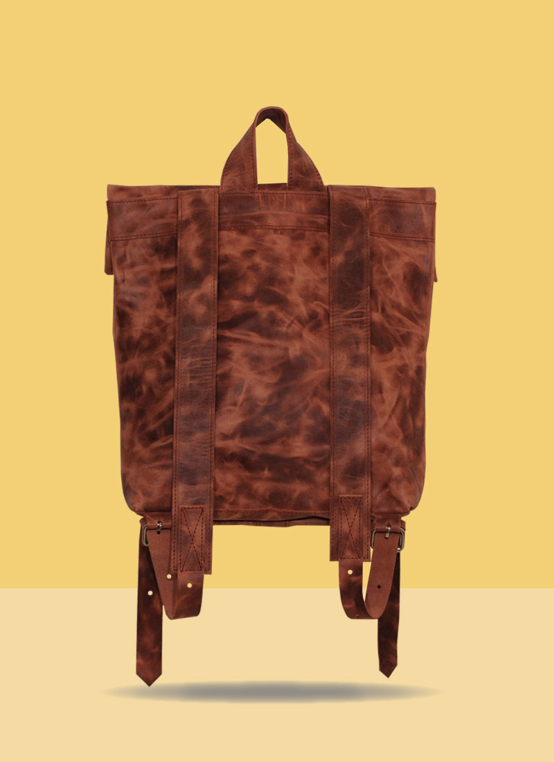 Rollitbag Terracotta Big Back