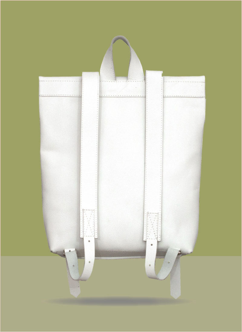Rollitbag White Magnet Big Back