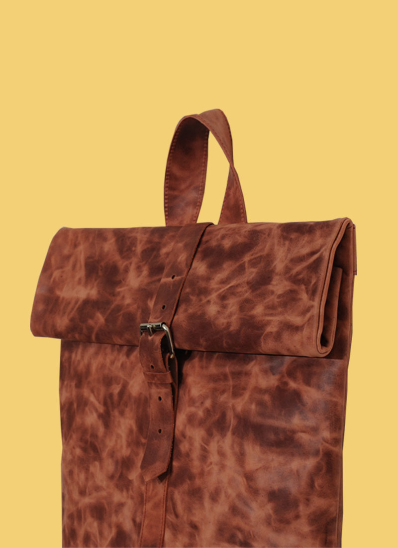 Rollitbag Terracotta Strap Mees