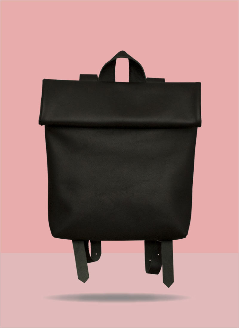 Rollitbag Black Magnet Front Small