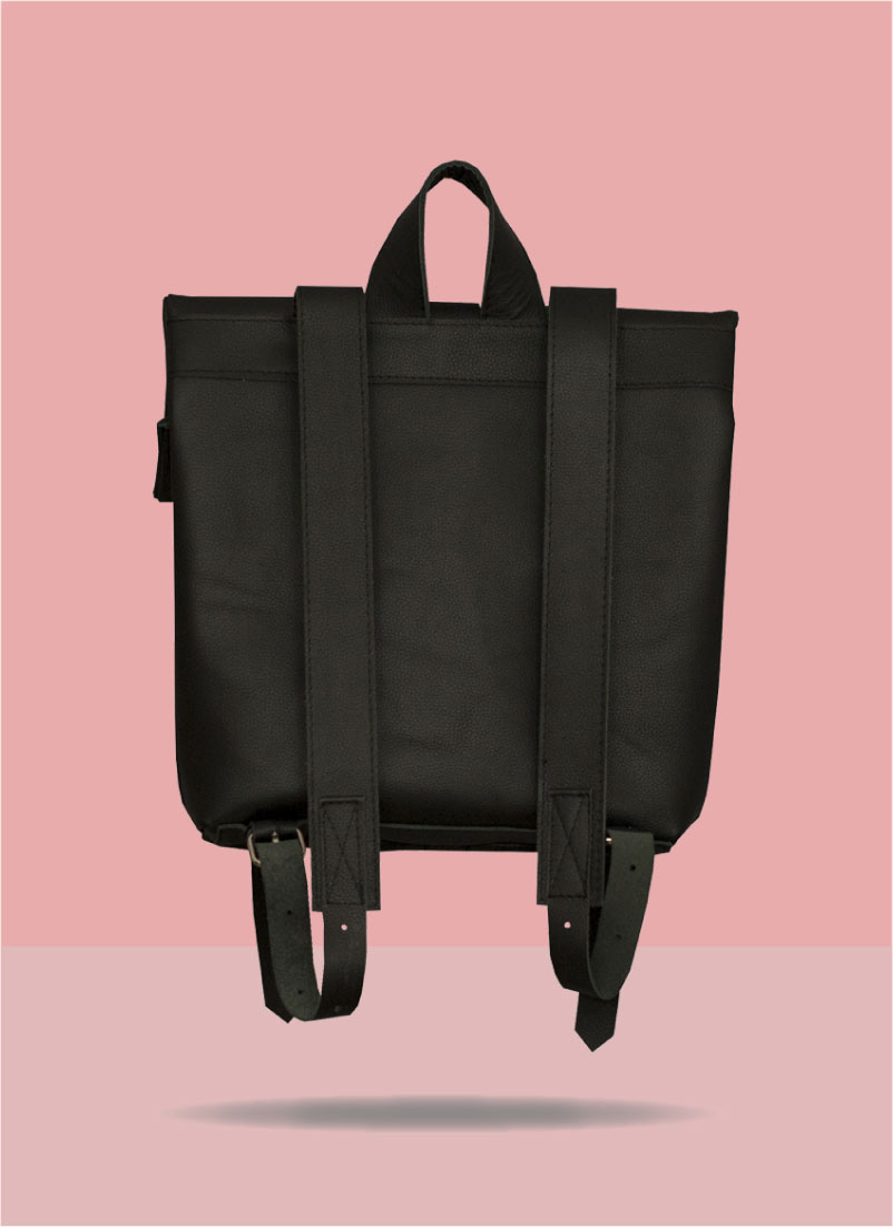 Rollitbag Black Magnet Back Small