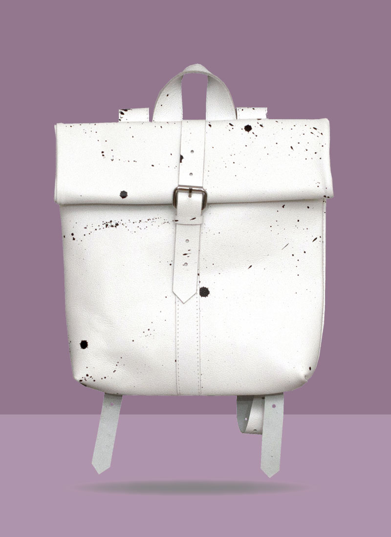 Rollitbag White Spat Front