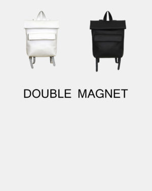 WHITE DOUBLE MAGNET BLACK DOUBLE MAGNET HOVER